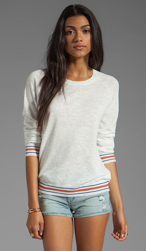 Keighley Striped Sweater