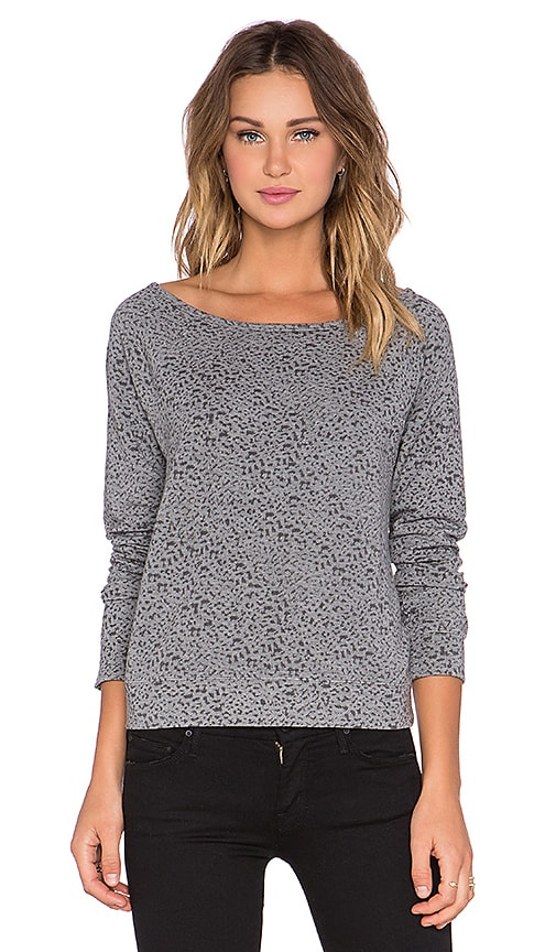 Soft Joie Arebela Pullover in Heather Grey