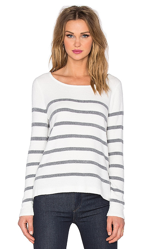 Soft Joie Elder Sweater in White