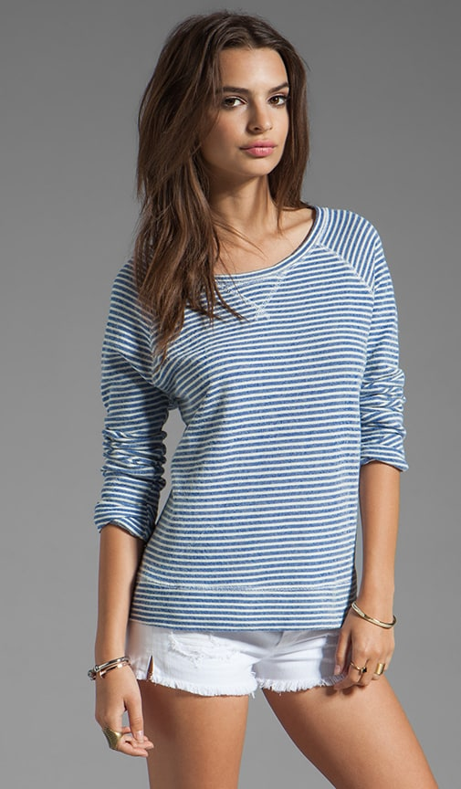 Emma Striped Pullover