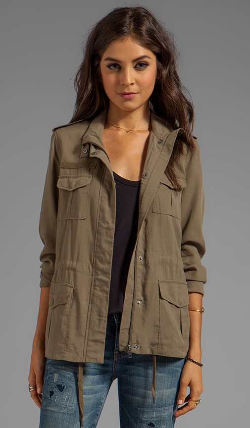 Elexus Military Jacket