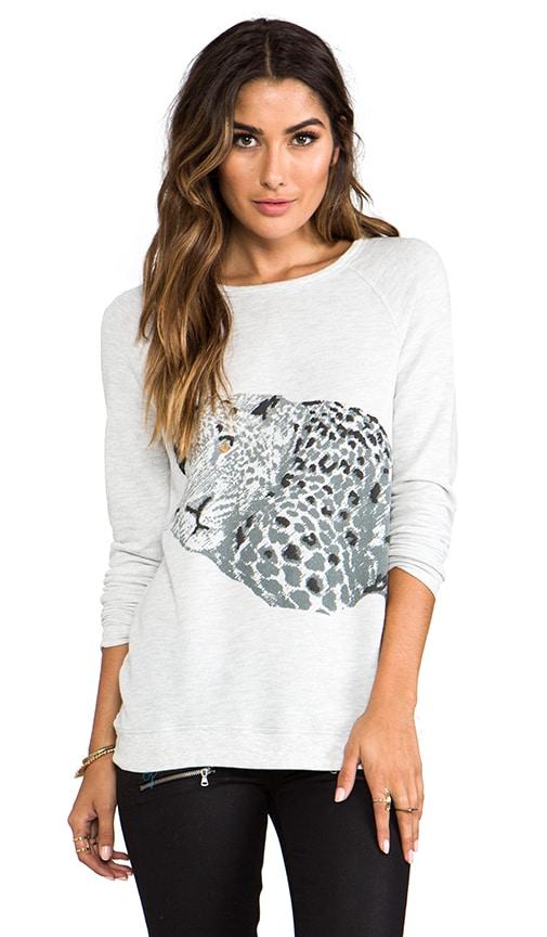 Annora Leopard Sweatshirt