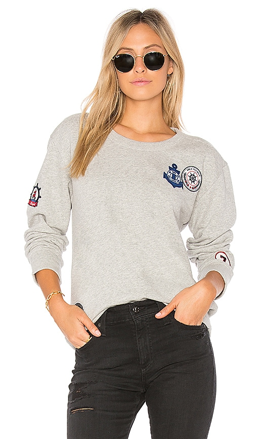 Soft Joie Rikke B Sweatshirt in Gray