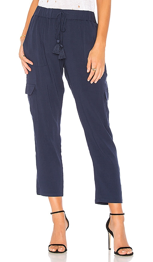 Soft Joie Marquette Pant in Navy