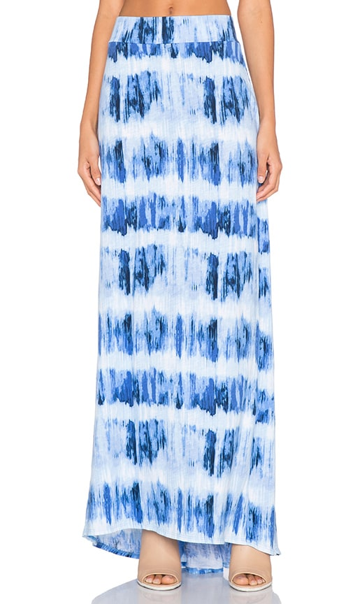 Soft Joie Redmond Maxi Skirt in Peacoat