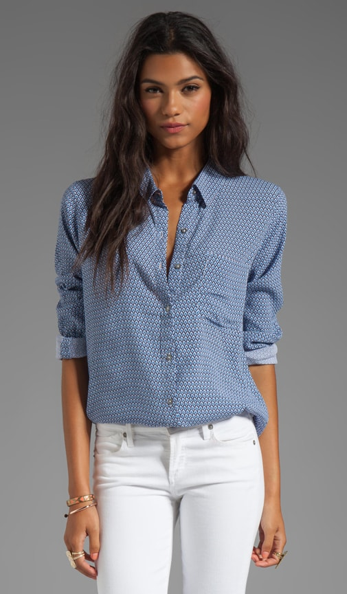 Anabella Button Up