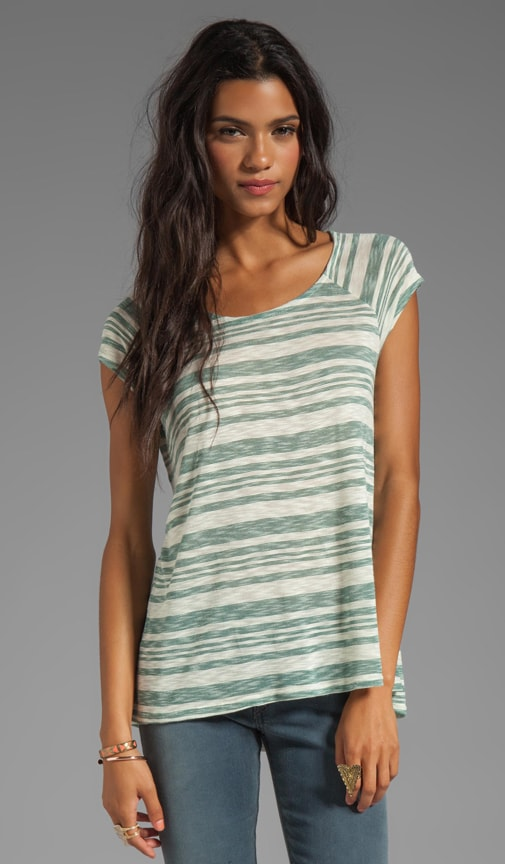 Hildee Stripe Top