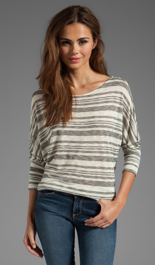 Sagittarius Stripe Top