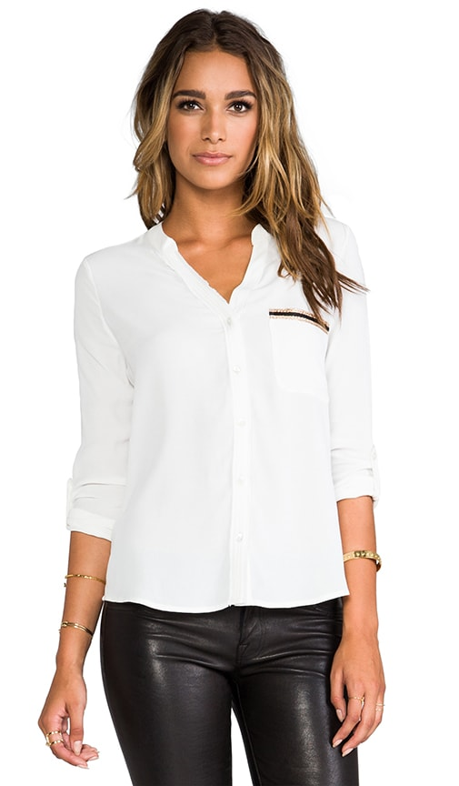 Anabella C Blouse