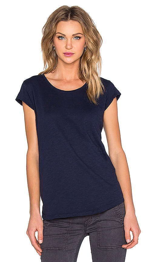 Soft Joie Dillon Tee in Peacoat