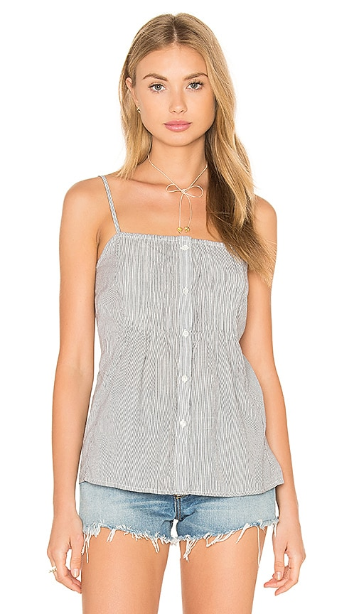 Soft Joie Averie Tank in Gray
