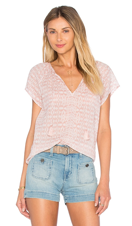 Soft Joie Dolan Top in Pink