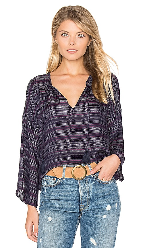 Soft Joie Chahna Top in Blue