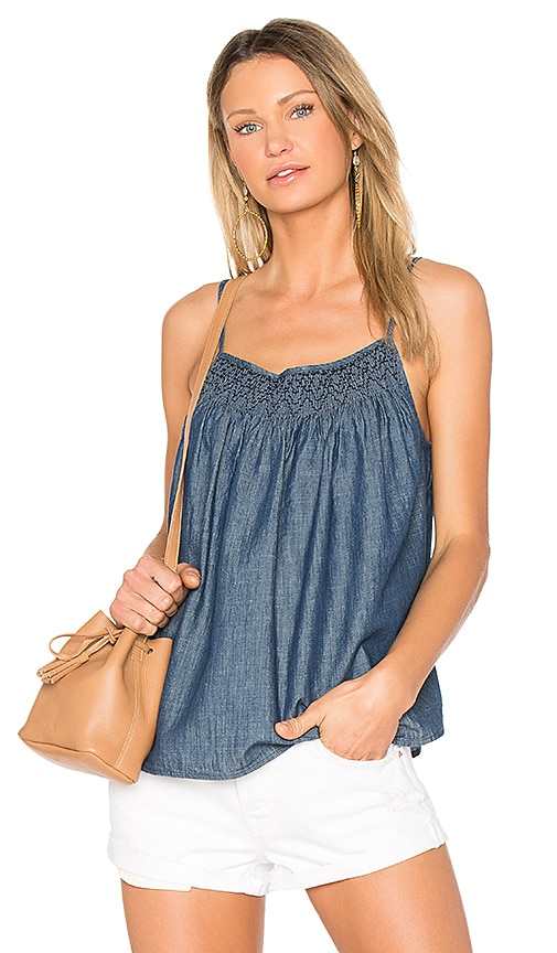 Soft Joie Manisha Cami in Blue