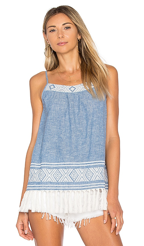 Soft Joie Agneza Cami in Blue