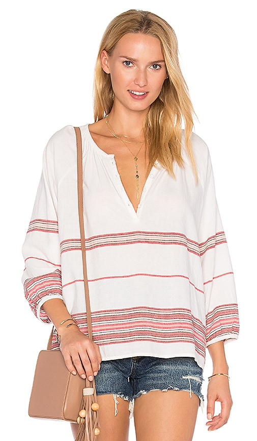Soft Joie Yarissa Blouse in White