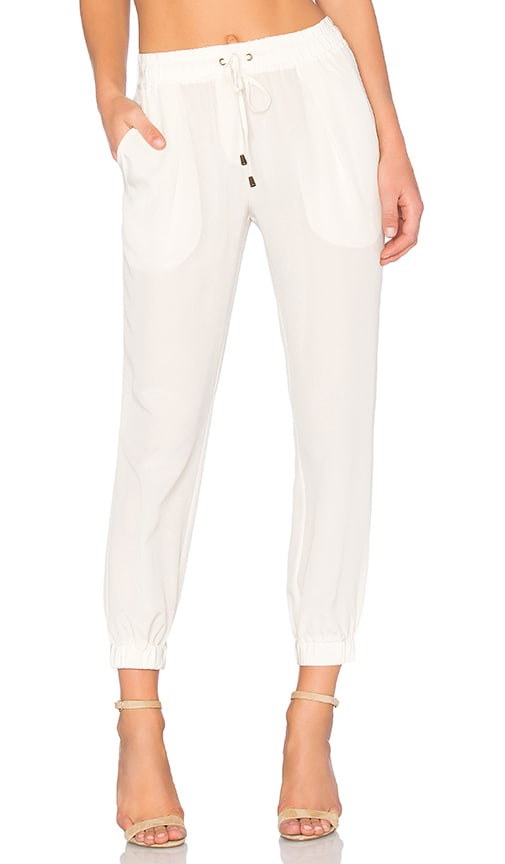 SOH Jogger Pant in Cream