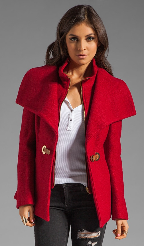 Bold Wool Verona Jacket