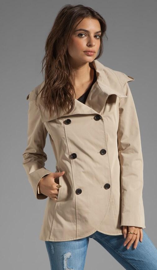 Benetta Trench Jacket