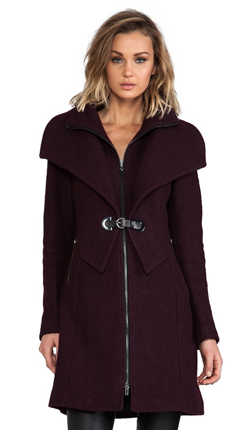 Fiala Wool Coat