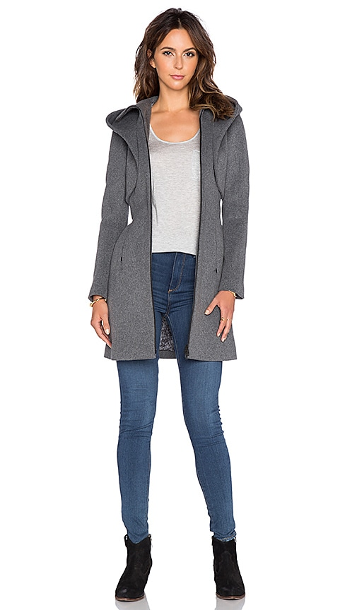Soia & Kyo Arya Coat in Grey