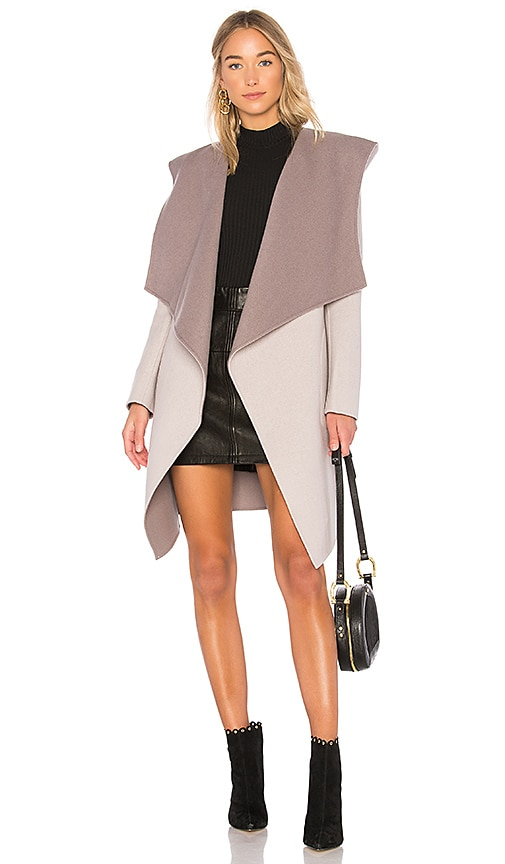 Soia & Kyo Samia Coat in Gray