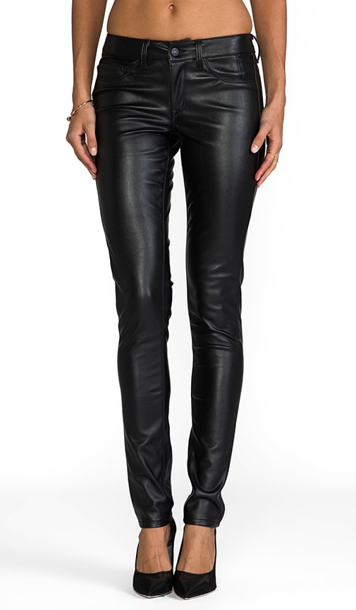 Sterling Street Faux Leather Skinny