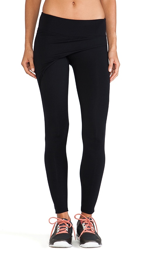 So Low Wrap Front Legging