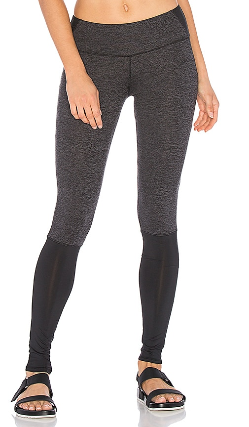SOLOW Noir Legging in Gray