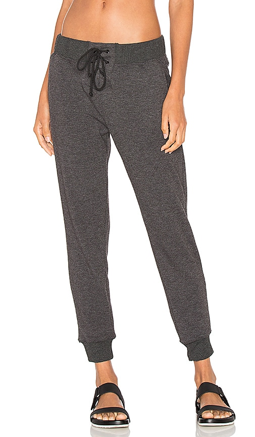 SOLOW Nova Lounge Jogger in Charcoal