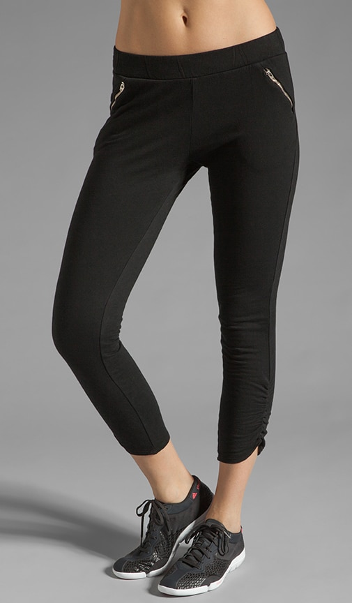 Ankle Zip Crop Pant