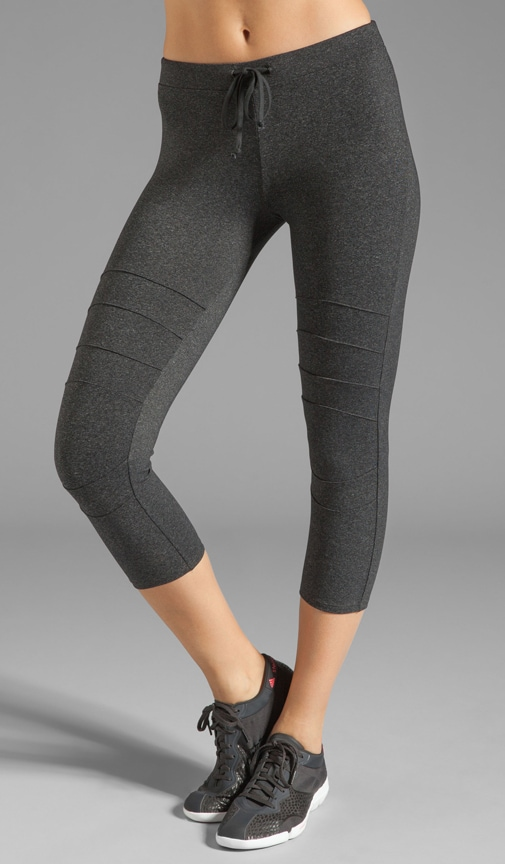 Eclon Moto Crop Running Pant