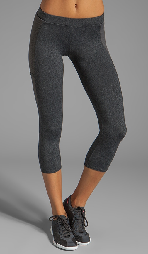Eclon Contrast Crop Legging