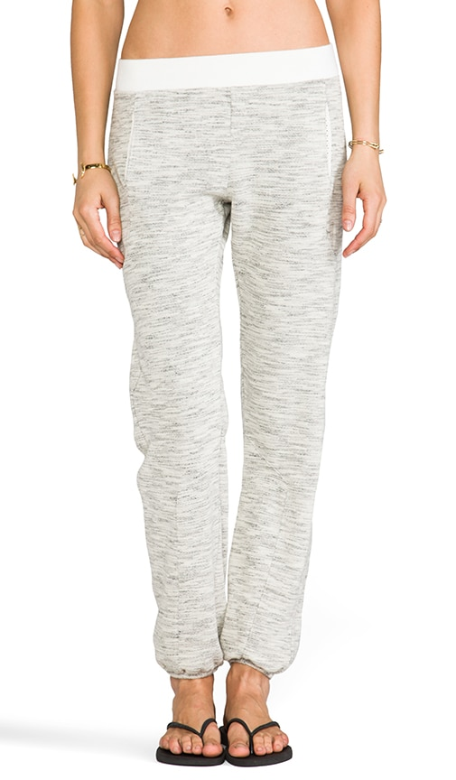Movie Night Fleece Old School Pant