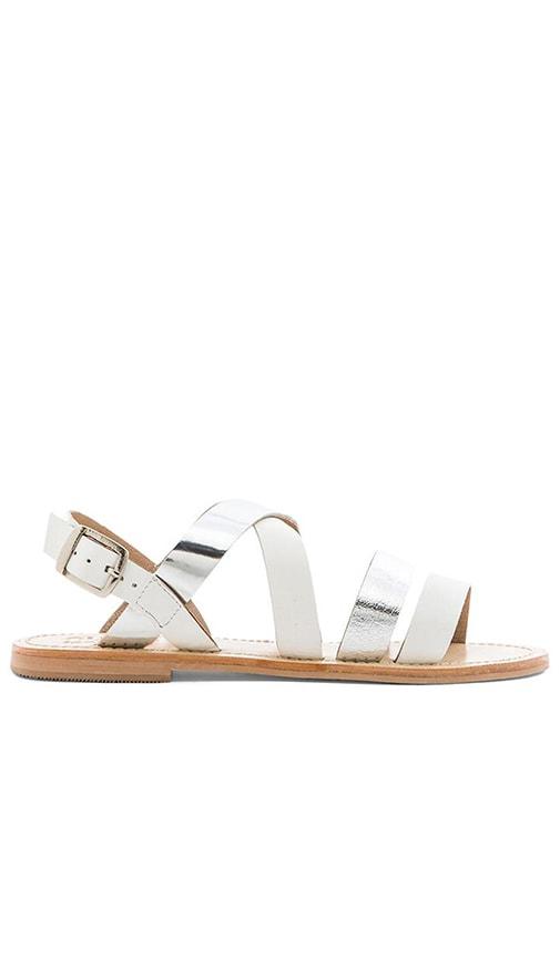 X NUDE Warlander Sandal