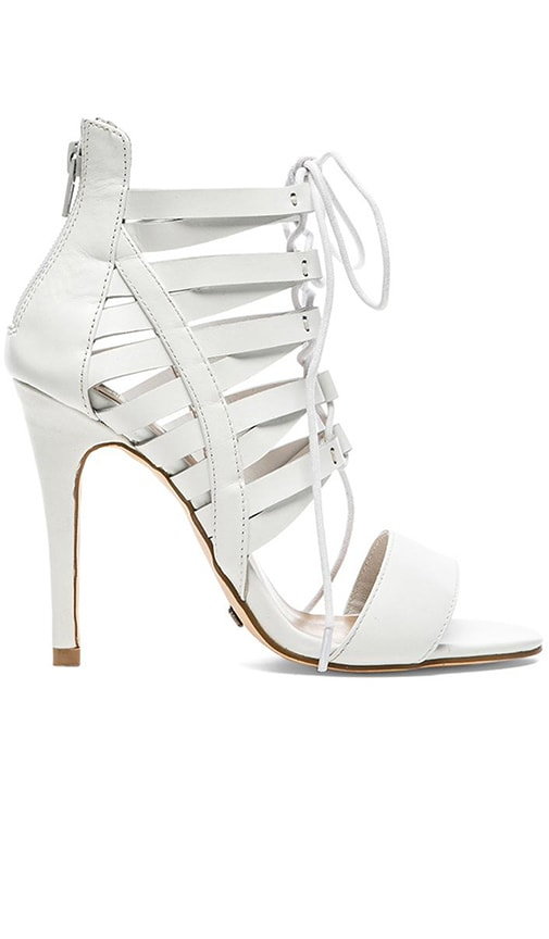SOLES X SKIN SJP Heel in White