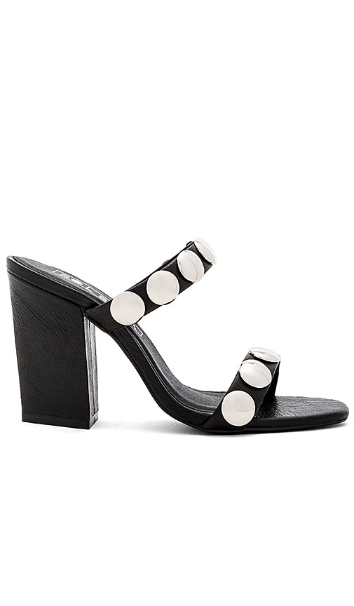 Sol Sana Sheri Heel in Black