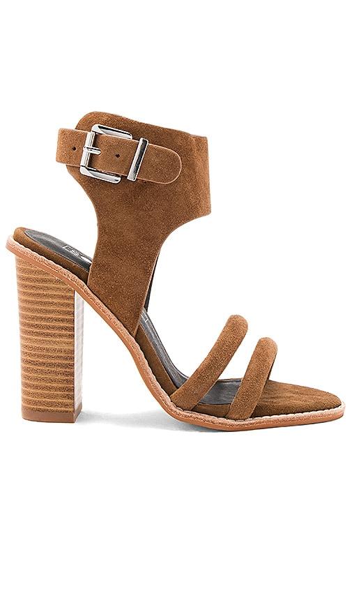 Sol Sana Tiki Heel in Brown