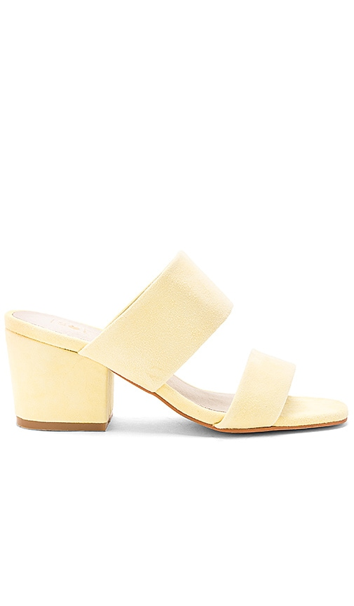 Sol Sana Tina Mule in Yellow