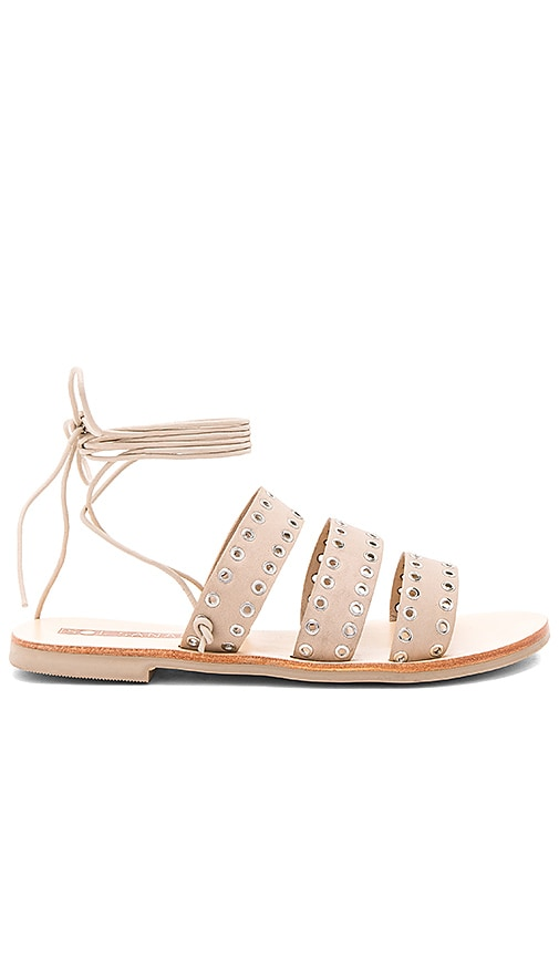 Sol Sana Union Sandal in Taupe