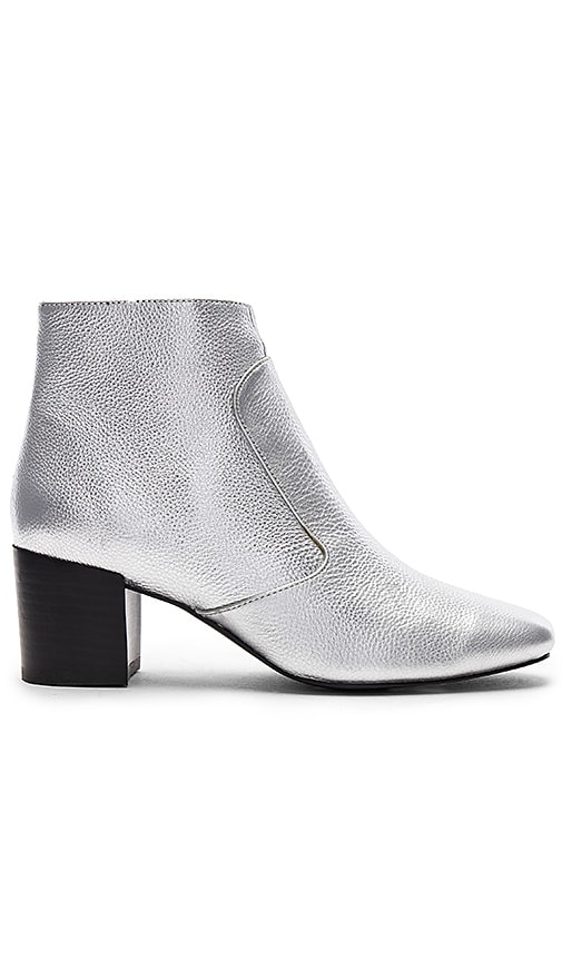 Sol Sana Martina Boot in Metallic Silver