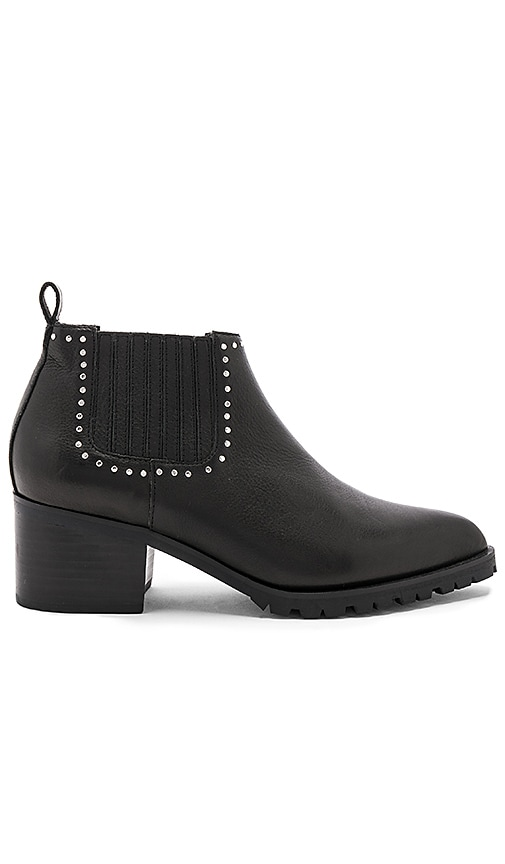 Sol Sana Marge Bootie in Black
