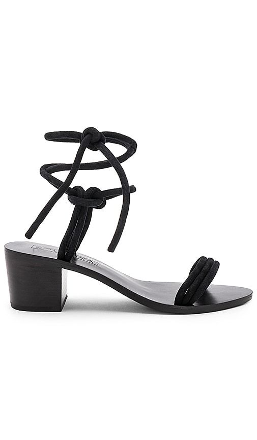 Sol Sana Emma Heel in Black