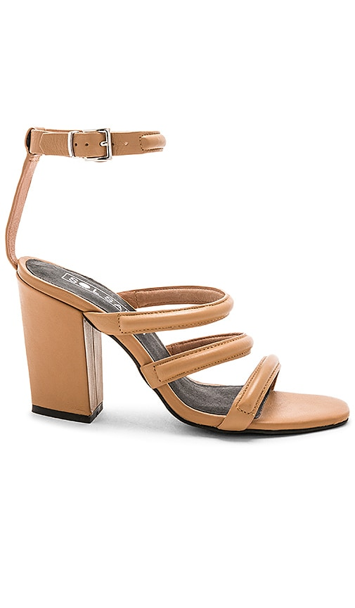Sol Sana Doug Heel in Tan