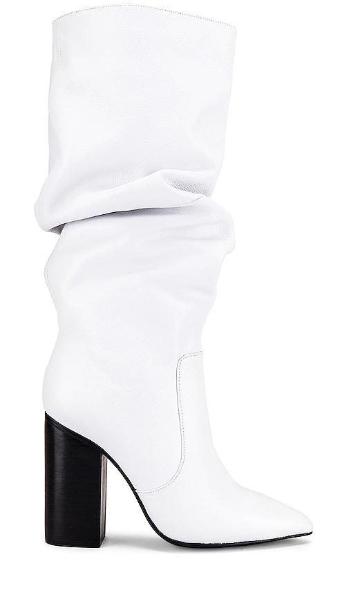 96a2284a3e02 Sol Sana Celine Boot in White | REVOLVE