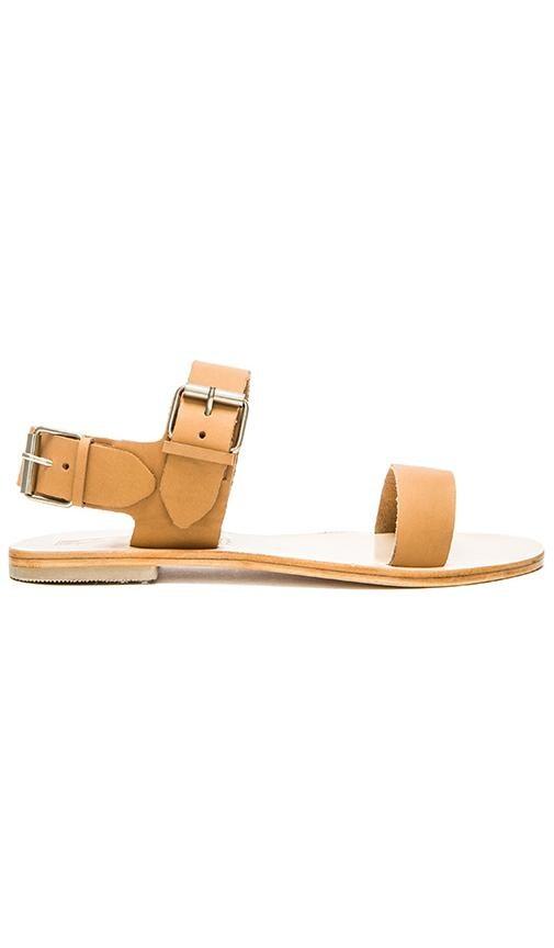 Sol Sana Everleigh Sandal in Tan