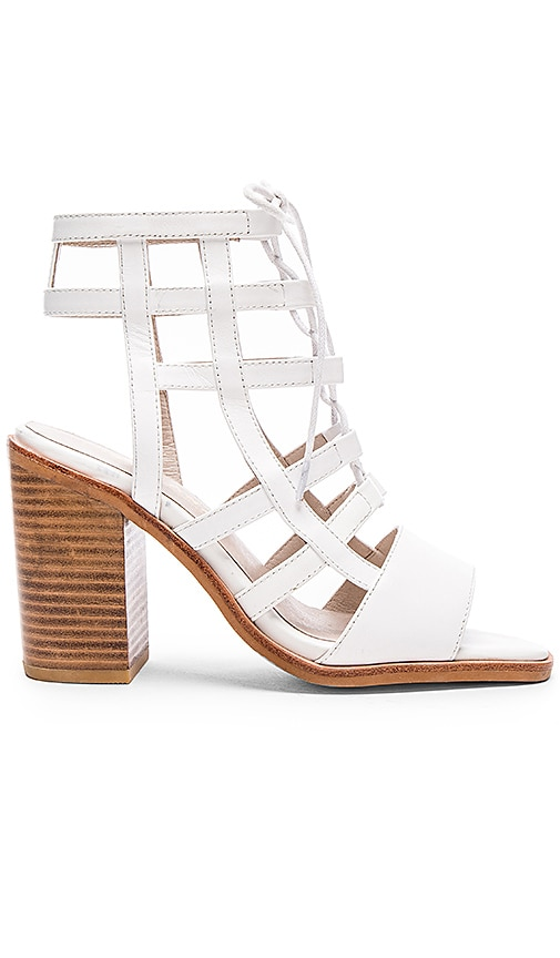 Sol Sana Molly Heel in White
