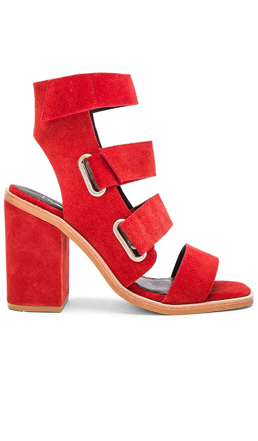 Sol Sana Lixer Heel in Red