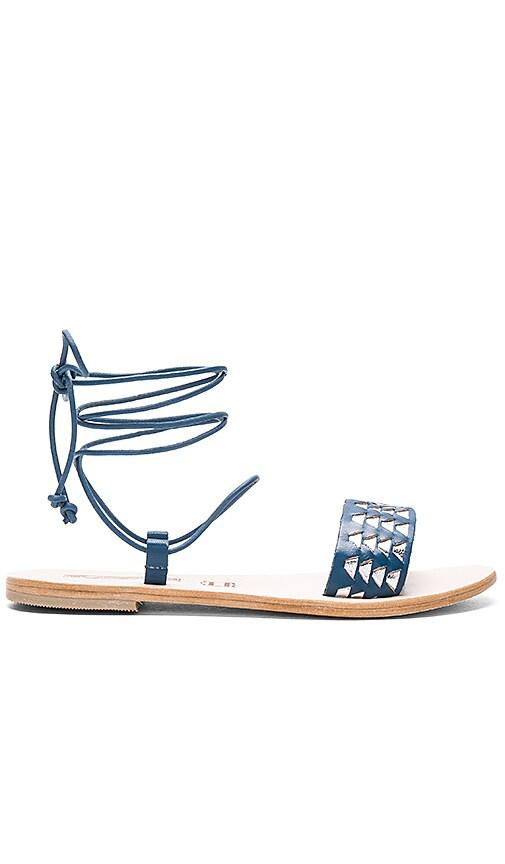 Ara Geo Weave Sandal