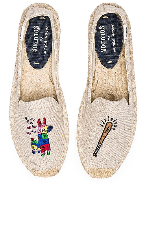 Pinata Embroidery SM Slipper